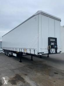 Kässbohrer tautliner semi-trailer SCH 125 X 12/27