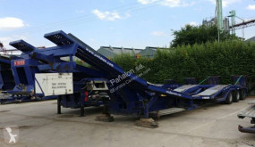 Trailer Panissars PTC 3E tweedehands autotransporter