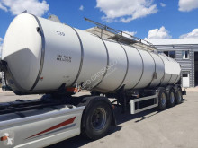 Indox SC3 CALORIFUGADA semi-trailer used tanker