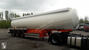 General Trailers oil/fuel tanker semi-trailer