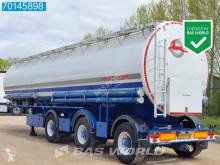 Semi reboque cisterna Welgro 91 WSL 40-27 NL-Trailer / 28 Ton / 10 Comp / 2x Lenkachse