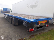 General Trailers semi-trailer used flatbed