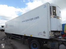 Schmitz Cargobull Thermo king SL 200 , Drumbrakes, 260 height , Alu Boden semi-trailer used mono temperature refrigerated