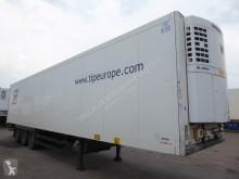 Semi remorque frigo mono température Schmitz Cargobull Thermo king SL 200 , Drumbrakes, 260 height , Alu Boden