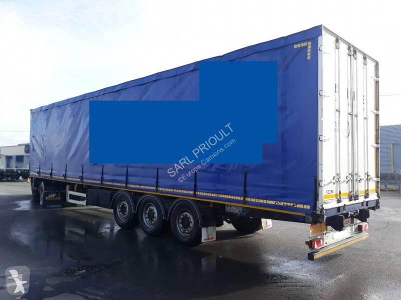 View images Fruehauf OPENBOX semi-trailer
