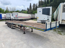 Acerbi SEMIRIMORCHIO, PIANALATO, 3 assi semi-trailer used flatbed