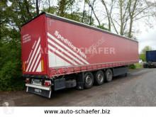 Semi reboque caixa aberta com lona Schmitz Cargobull Plane-Spriegel Coutsider