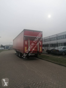 Sættevogn Krone Multiple trailers for sale curtainslider, drumbrakes, tailgate, BIGWHEELS glidende gardiner brugt