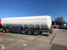 Naczepa cysterna Burg Gas trailer 55000 liters (27,5 ton) Gas, LPG, GPL, GAZ, Propane, Butane ID 3.128