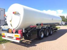 Semi remorque Gofa 50m3 (25ton) gastrailer Gas, Gaz, LPG, GPL, Propane, Butane ID 3.108 citerne occasion