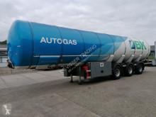Semirremolque LAG HOBUR HTS0000 Tanktrailer 60m3(30ton) - Gas, Gaz, LPG, GPL, Propane, Butane ID 3.122 cisterna usado