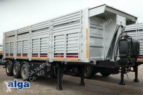 Tipper semi-trailer YILDIZ, Kipper, 40m³, Stahl, 3 achser, Luft.