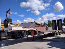 Fruehauf S/R CARRYALL semi-trailer used flatbed