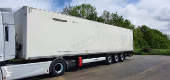 Krone Dry Liner semi-trailer used box