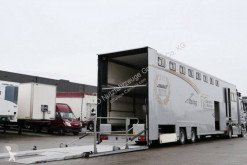 Montracon V2A-SG Racing semi-trailer used car carrier