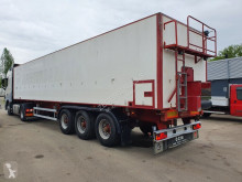 Happy Trailer SK40 semi-trailer used self discharger