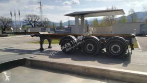 Yarı römork konteyner taşıyıcı Renders RENDERS ALLUNGABILE