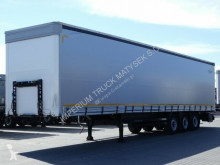 Semi reboque Kögel CURTAINSIDER/STANDARD/2 LIFTED AXES/PERFECT!! caixa aberta com lona usado
