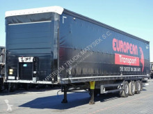 Semi remorque savoyarde Schmitz Cargobull CURTAINSIDER /STANDARD / LIFTED AXLE/ EASY TRAP
