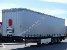 Semi remorque savoyarde Krone CURTAINSIDER /STANDARD/ LIFTED AXLE/PERFECT