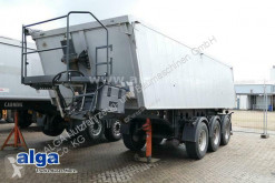 Kempf tipper semi-trailer SKM 35/3, Thermo/Alu Kippmulde 25 m³./Liftache