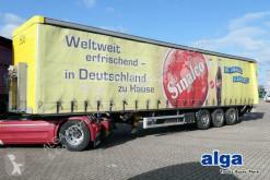 Semi remorque Schmitz Cargobull SP, 13,60mtr. lang, Hebebühne 2.50to., Luftfed. savoyarde occasion