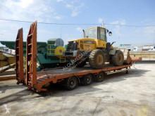 Lecinena SRE-3ED semi-trailer used chassis