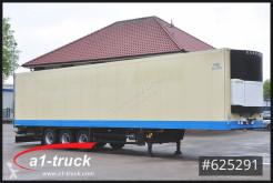 Semi reboque frigorífico Schmitz Cargobull SKO24/FP60, Vector 1850, Lift - Achse