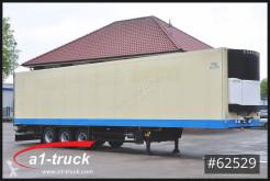 Semi remorque frigo Schmitz Cargobull SKO24/FP60, Vector 1850, Lift - Achse