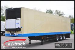 Schmitz Cargobull SKO24/FP60, Vector 1850, Lift - Achse semi-trailer used refrigerated