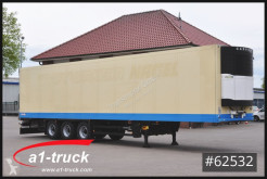 Schmitz Cargobull SKO24/FP60, Vector 1850, Lift - Achse semi-trailer used refrigerated