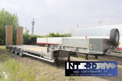 Tirsan heavy equipment transport semi-trailer carrellone nuovo rampe doppie