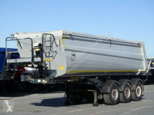 Semirremolque Wielton TIPEPR 30 M3/ WHOLE STEEL/LIFTED AXLE/ 5900 KG!! volquete usado