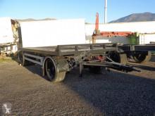 Lecitrailer heavy equipment transport semi-trailer LTR-2ES PLATAFORMA 2 EJES