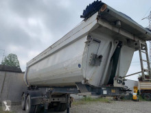Menci semi-trailer used tipper