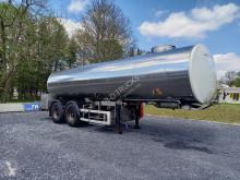 Semirimorchio cisterna trasporto alimenti Magyar 25000 L