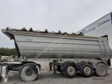 Menci BENNE TP semi-trailer used tipper