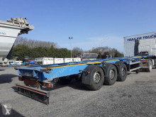 Lecitrailer container semi-trailer PORTE CONTAINERS