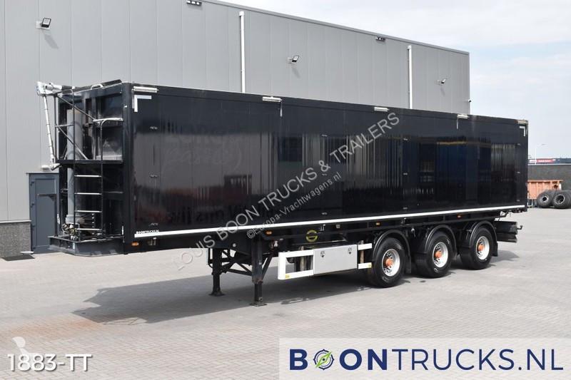 View images Jumbo DO 300 KSE | 65 M³ GRAANKIPPER * LIFTAS * STUURAS * APK 10-2021 semi-trailer