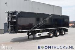 Félpótkocsi Jumbo DO 300 KSE | 65 M³ GRAANKIPPER * LIFTAS * STUURAS * APK 10-2021 használt gabonaszállító billenőkocsi