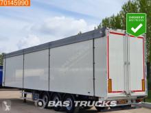 Semi remorque fond mouvant Knapen K100 NL-Trailer / Liftachse