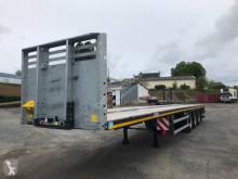 Semirremolque caja abierta Faymonville Max trailer MAX 200