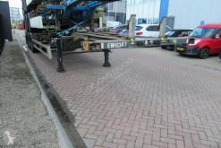 Semirremolque portacontenedores Renders ROC 16.27 CC Container Chassis / BPW + drum