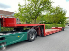 Broshuis heavy equipment transport semi-trailer 2ABD-38