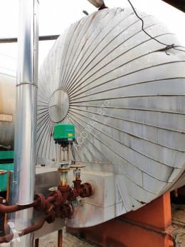 Rincheval Tar tanker semi-trailer 50 M3 - 2 compartiments
