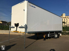 Lecitrailer box semi-trailer City fourgon