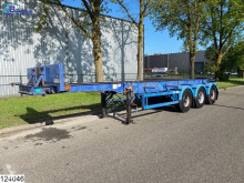 Container semi-trailer Container 30 FT, Steel suspension
