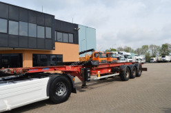 Asca container semi-trailer S33822 // 20/40 FFET // ADJUSTABLE SPECIAL // ///