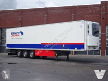 Semi reboque frigorífico mono temperatura Schmitz Cargobull SCB*S3B Schmitz frigo - Hooks/Vleeshang/Rorhbahn - FRC 04-2024 - Like new - Demo trailer
