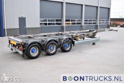 Schmitz Cargobull container semi-trailer SCF 24 G | 2x20-30-40ft HC * AUSZIEBAHRES HECK